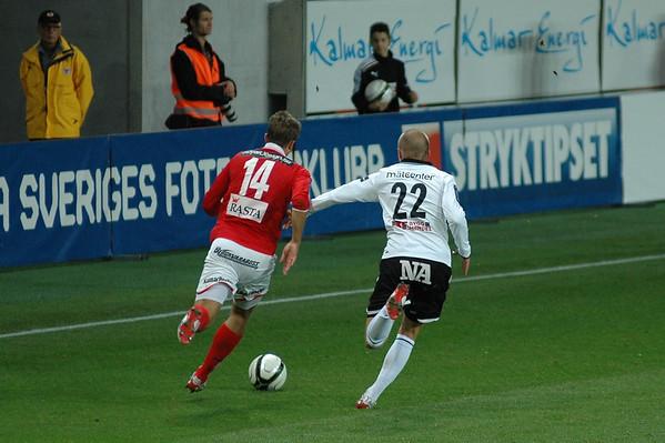 Kalmar FF - Örebro SK 17 sept. 2012