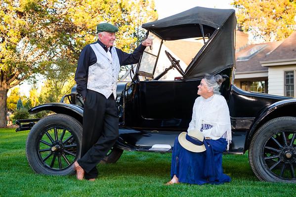 Jim & Wanda 50th Anniversary