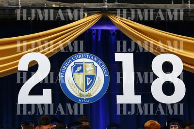 Florida Christian Graduation 2018
