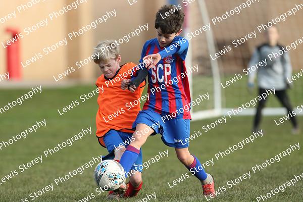 Bromborough & Eastham Lions U10s vs Upton Rangers U10s