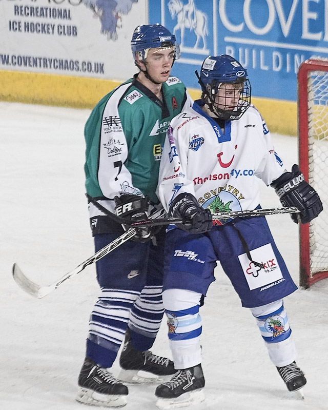 Blaze v Hull Stingrays - 27/12/2005