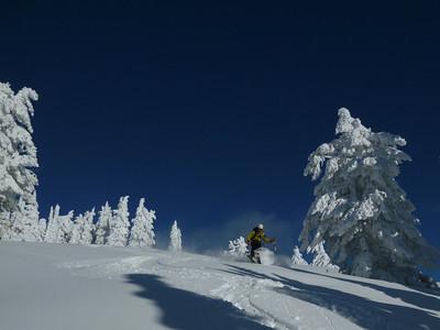 Freeman Peak_January 23 2012