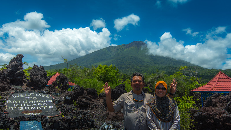 Taken around Ternate Island, North Maluku, Indonesia during our 8D7N excursion in March 2018