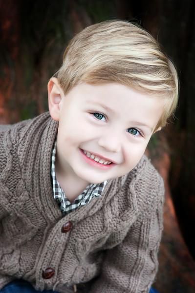 Nicholas, 3.5 years old