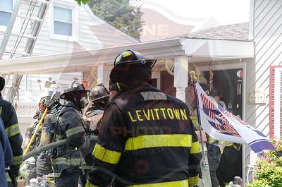 Levittown F.D. Signal 10 41 Bayberry Ln. 5/11/12