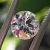 1.13ct Old European Cut Diamond, GIA H SI1 4