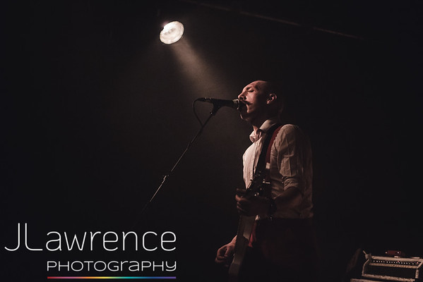Jamie Lenman at the Joiners