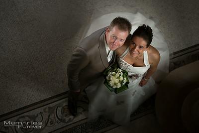 Huwelijk Kim & Wesley