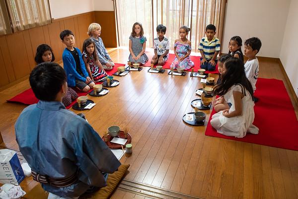 Grade 2 - Chado, Japanese Tea Ceremony