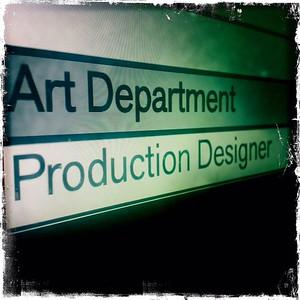PRODUCTION DESIGNER