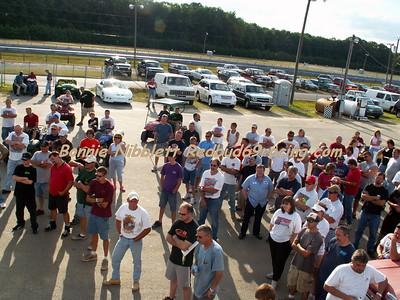 July 21, 2007 Delaware International Speedway Redbud's Pit Shots