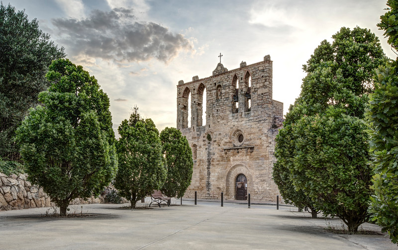 Church of Sant Esteve (Peratallada, Catalonia)