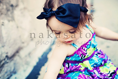 Lily {1 year session}