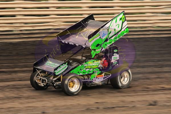 360 Sprints - July 23, 2011