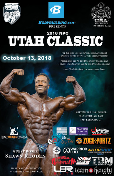 2018 Utah Classic