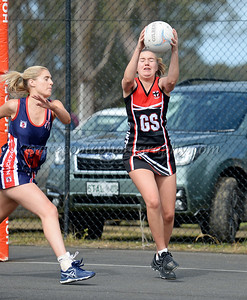 B Grade Netball - Elimination Final v Naracoorte