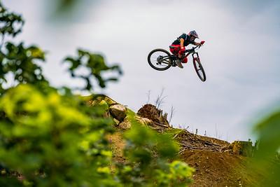 Kirt Voreis Riding in Bellingham
