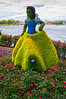 Snow White Topiary<br /> Snow White Topiary - Epcot
