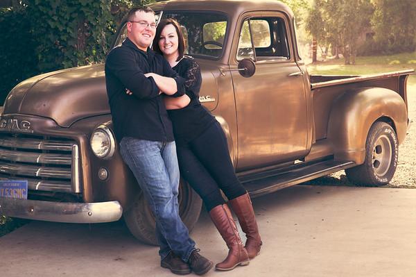 Mimi and Brad - Engaged