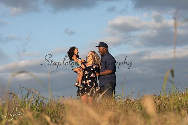 Holly & PJ Family