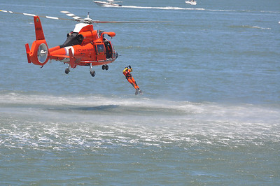 Coast Guard Action