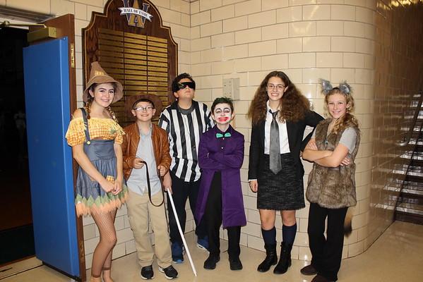 7&8 Grade Halloween Dance
