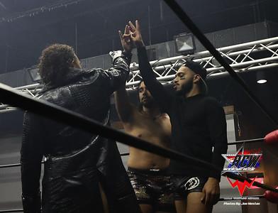 ACW Tag Team Championship Rematch