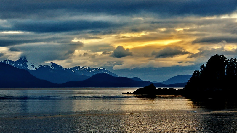 Alaska, Inside Passage, Potential