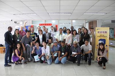 20131016 土地政策研究訓練中心土地政策永鄉村發展班參訪