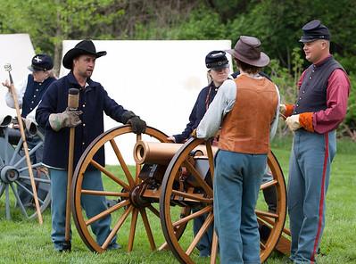 Civil War Reenacting