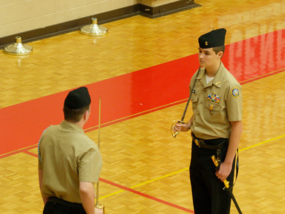 Lee High NJROTC '11 AMI