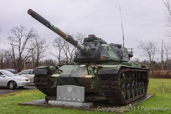 VFW Post 5798 - Angola, NY - M60A3