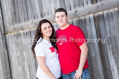 Dustin & Natalie Engagement