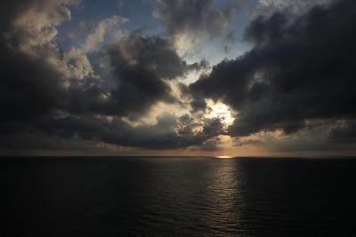 Day at Sea Mar 18