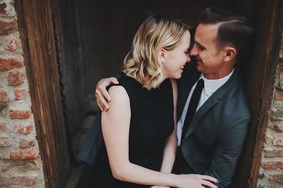 Matt & Ashley. Engaged.