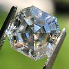 3.30ct Vintage Asscher Cit Diamond GIA J VS1 11