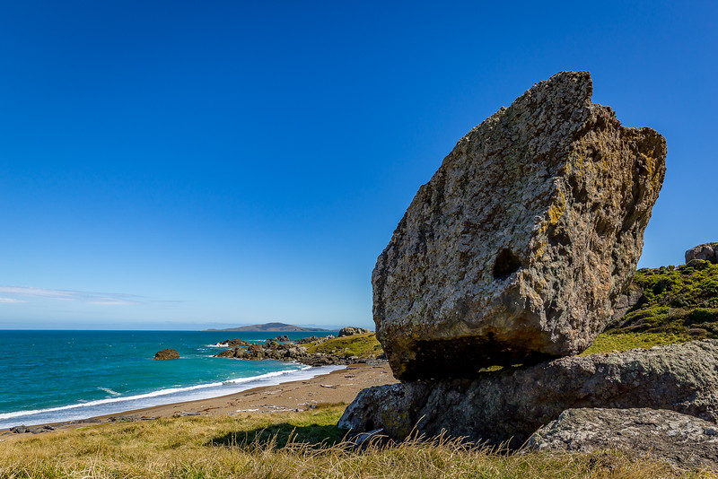 Mores Scenic Reserve - Balanced Rock