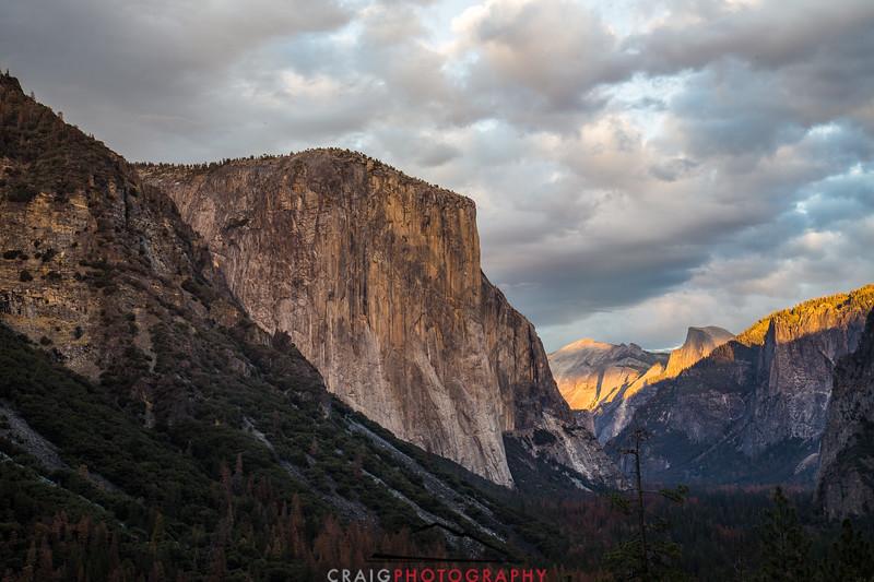 El Capitan Sunset Yosemite 3