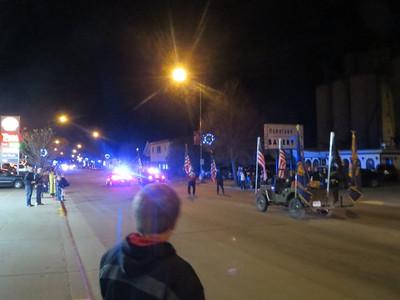 Morris Lights Parade