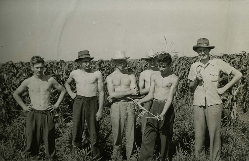 JA149.  unknown‡ young farmers – students.jpg