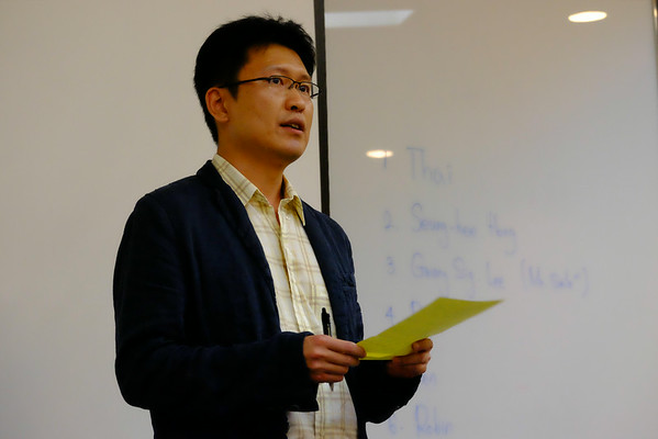 Evaluation Speech Contest