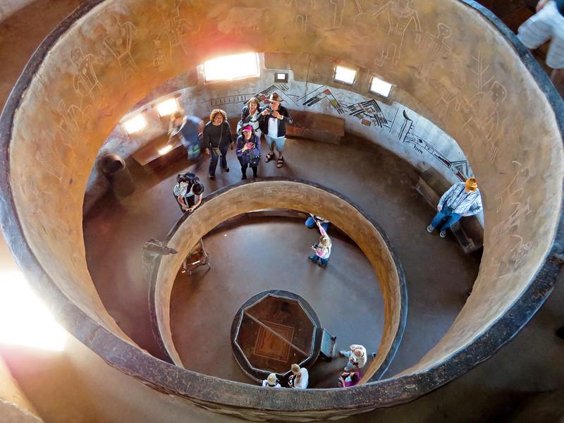 IMG_0667 looking down inside watchtower, Ene & Angie.jpg