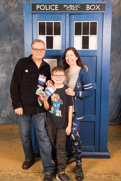 TARDIS Photos