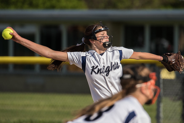 CC Softball vs West Lafayette 2015-5-13