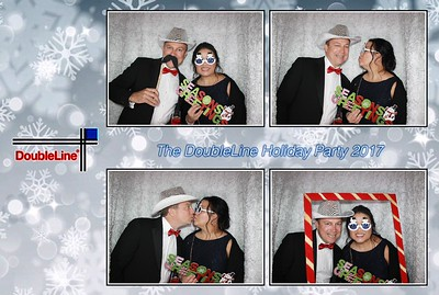 Doubleline Holiday Party 2017 | Beverly Hills Hotel Photo Booth Rental