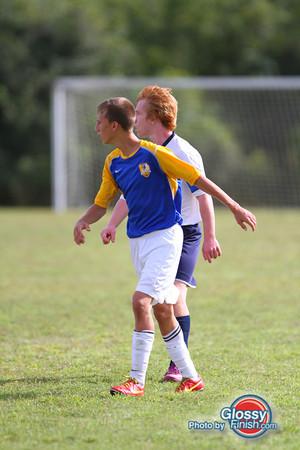 BU16 White - Central Pasco United Spartans - West Florida Premier Boys Gold