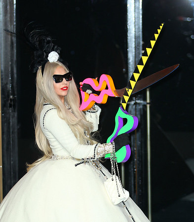 2011-11-21 - Lady Gaga