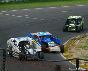Albany Saratoga Speedway 6-11-10