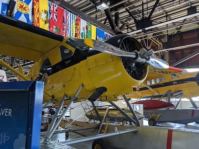 Canadian Bushplane Heritage Museum