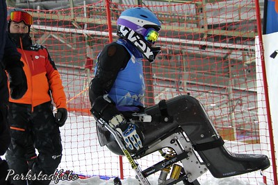 Para Alpine Skiing Europa Cup day 2